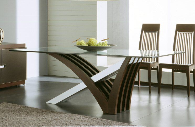 Mirage Table Beautiful And Expensive Modern Dining Room Set Glass Top Dining Table Contemporary Dining Table