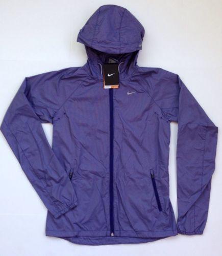 0dc9ba59fd9b New Nike Womens Vapor Lite Running Jacket Windbreaker Purple NWT Multi Sizes