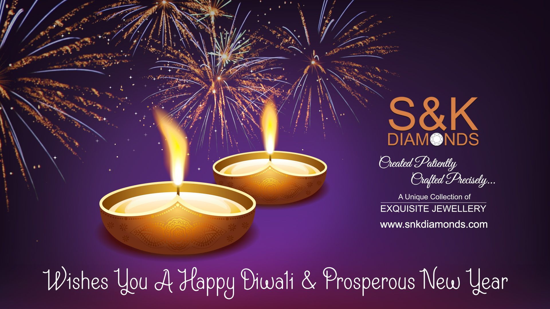 Wishes You A Happy Diwali Prosperous New Year To All Media