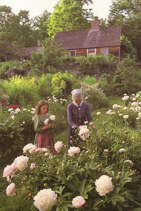 Photo of Tasha Tudor – #Tasha #Tudor – Gartengestaltung Ideen