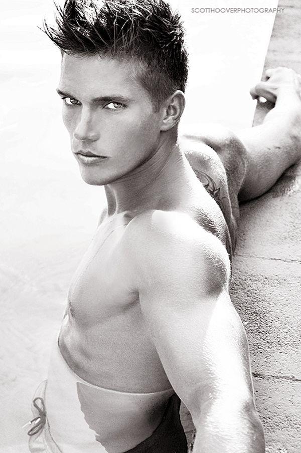 Französisch Male Model - JC | Mann