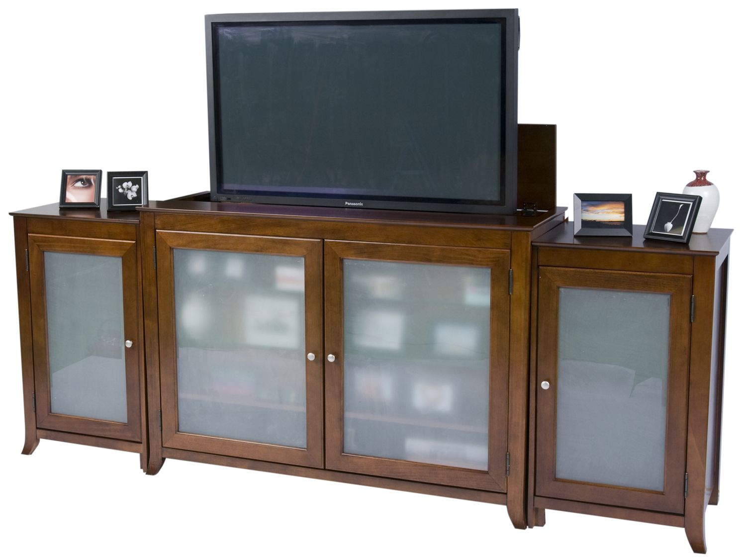 Wonderful TV Lift Cabinets By Touchstone Home Products   Smart Furniture TV .