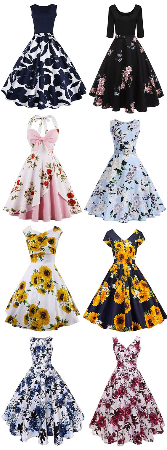 Looking for a vintage dress thatull work for all summer parties