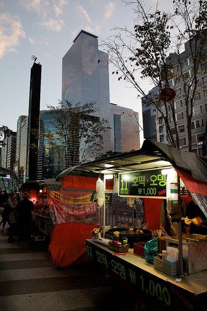 Gangnam District , Seoul, Tour, Korea by Korean Photographer, via Flickr