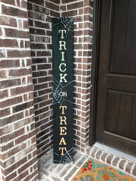 Halloween Home Decor, Halloween Decor, Halloween Porch Decor, Rustic