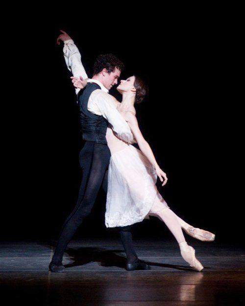 Romeo and Juliet. Love.