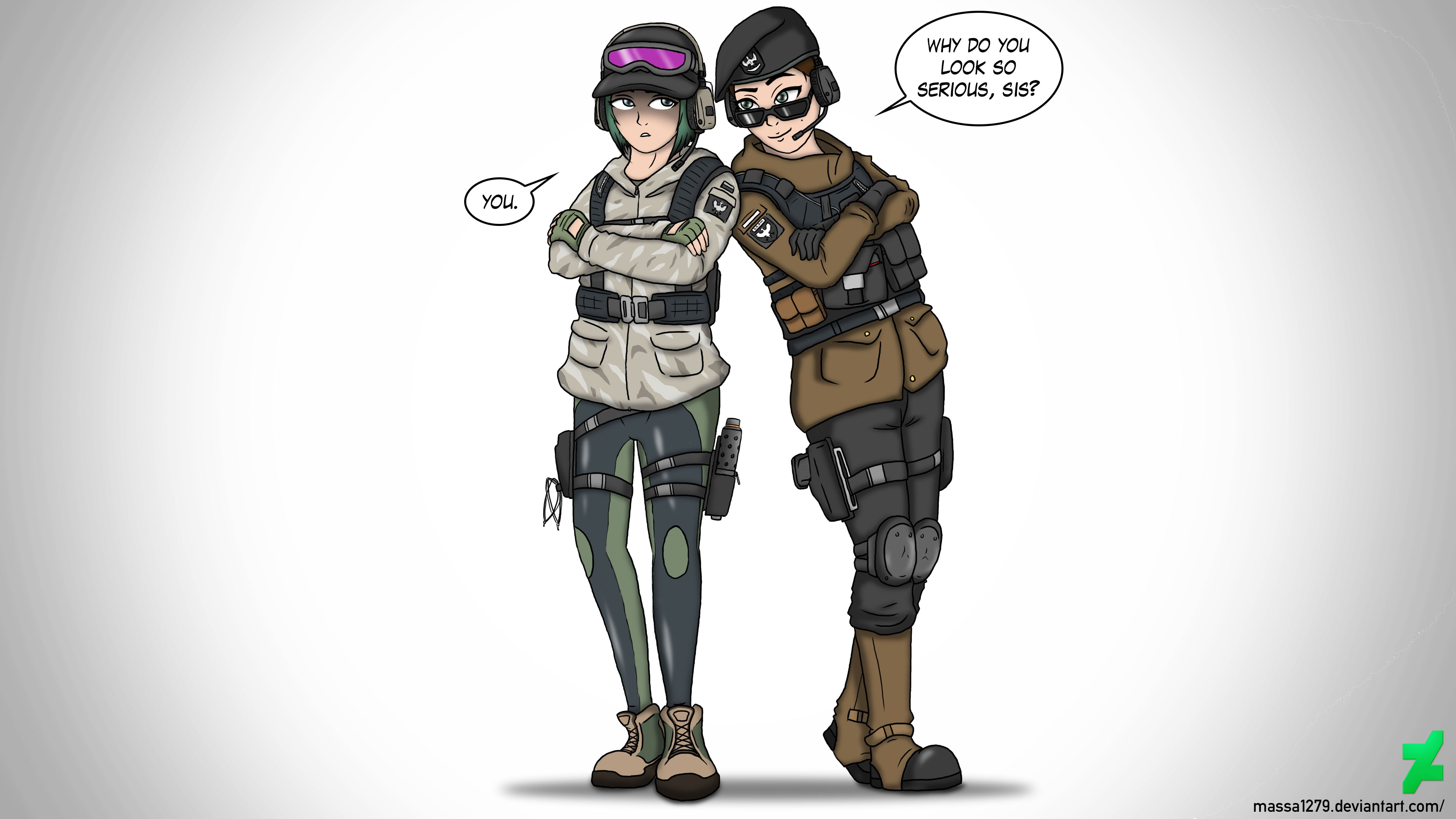 Grom Operative Ela R6 S My Note The Author Needs To Work On Her