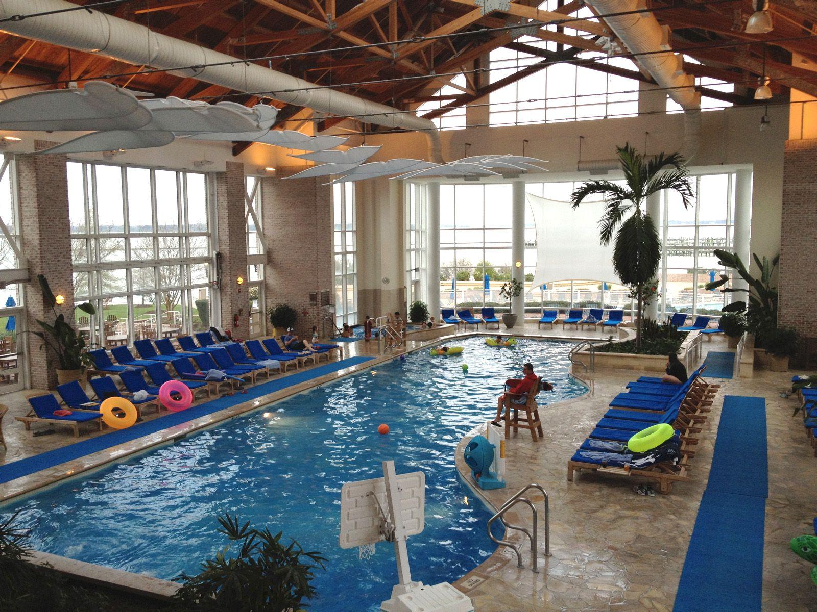 Weekend Getaway At The Hyatt Chesapeake Bay Golf Resort And Spa In Cambridge Md