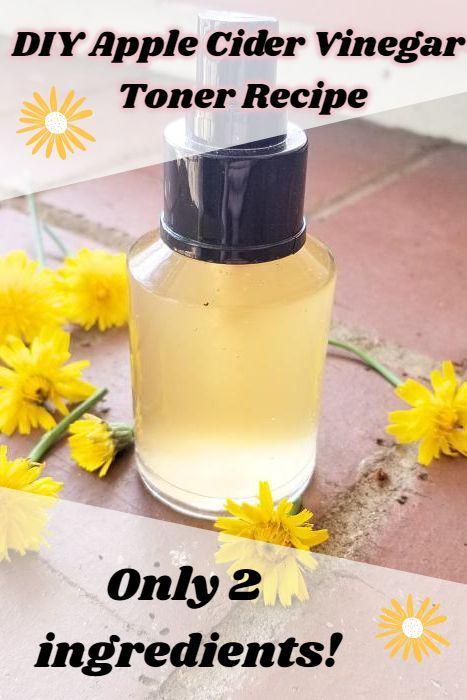 Apple Cider Vinegar Benefits- It's Awesome for Hair & Skin! - GirlChickBetty #applecidervinegarbenefits