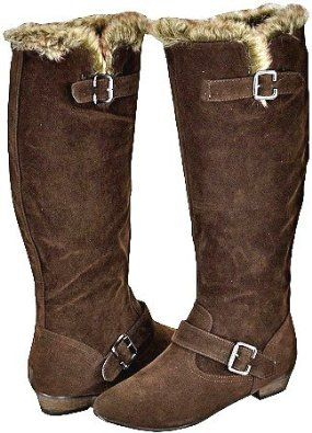 amazon breckelles texas14 brown women casual boots