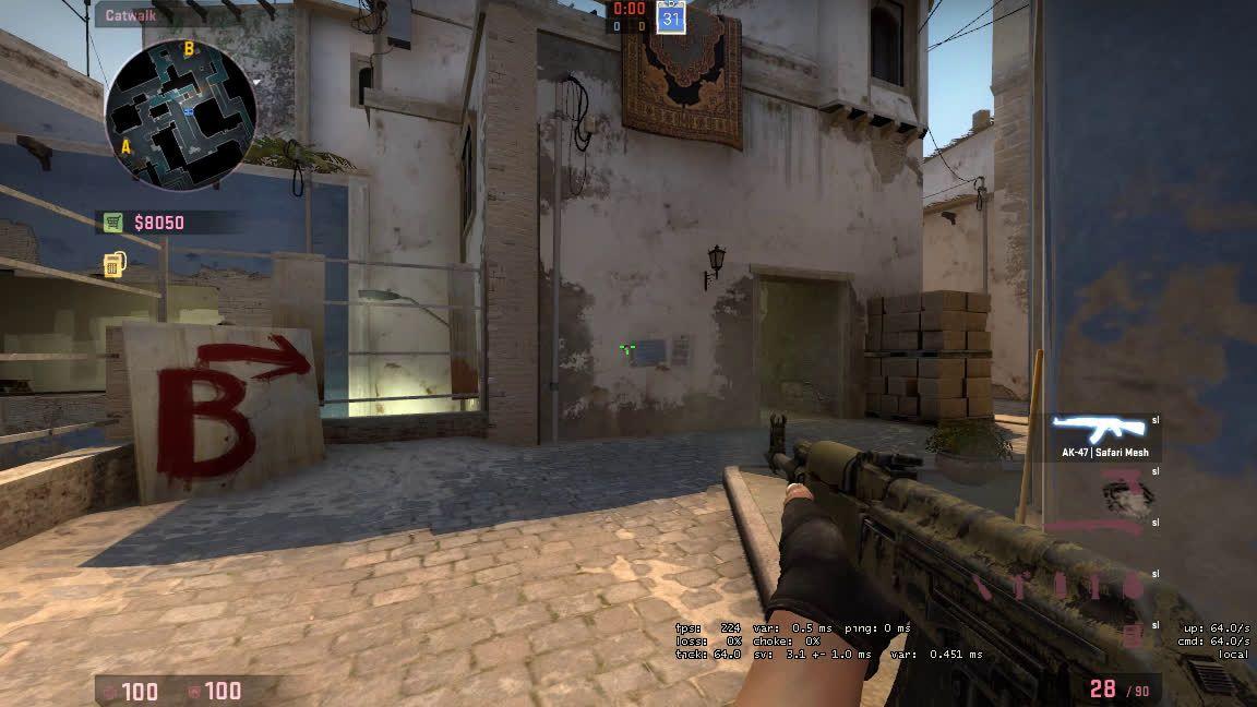 Cs go weapons commands