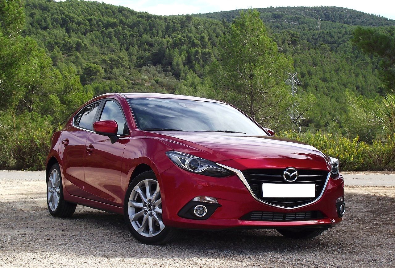 2017 mazda 3 facelift concept release date. Black Bedroom Furniture Sets. Home Design Ideas