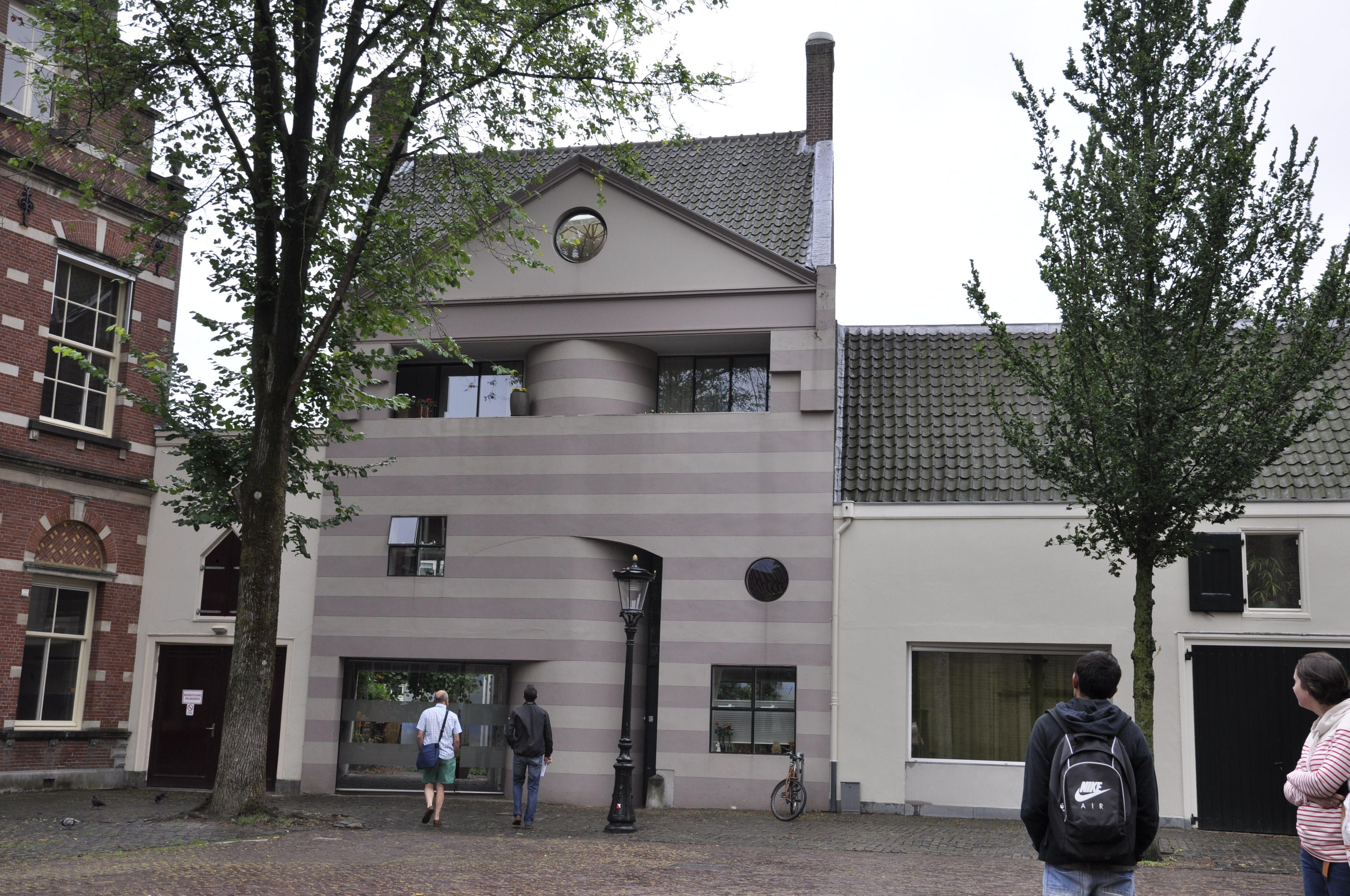 Mart Von Schijndel House