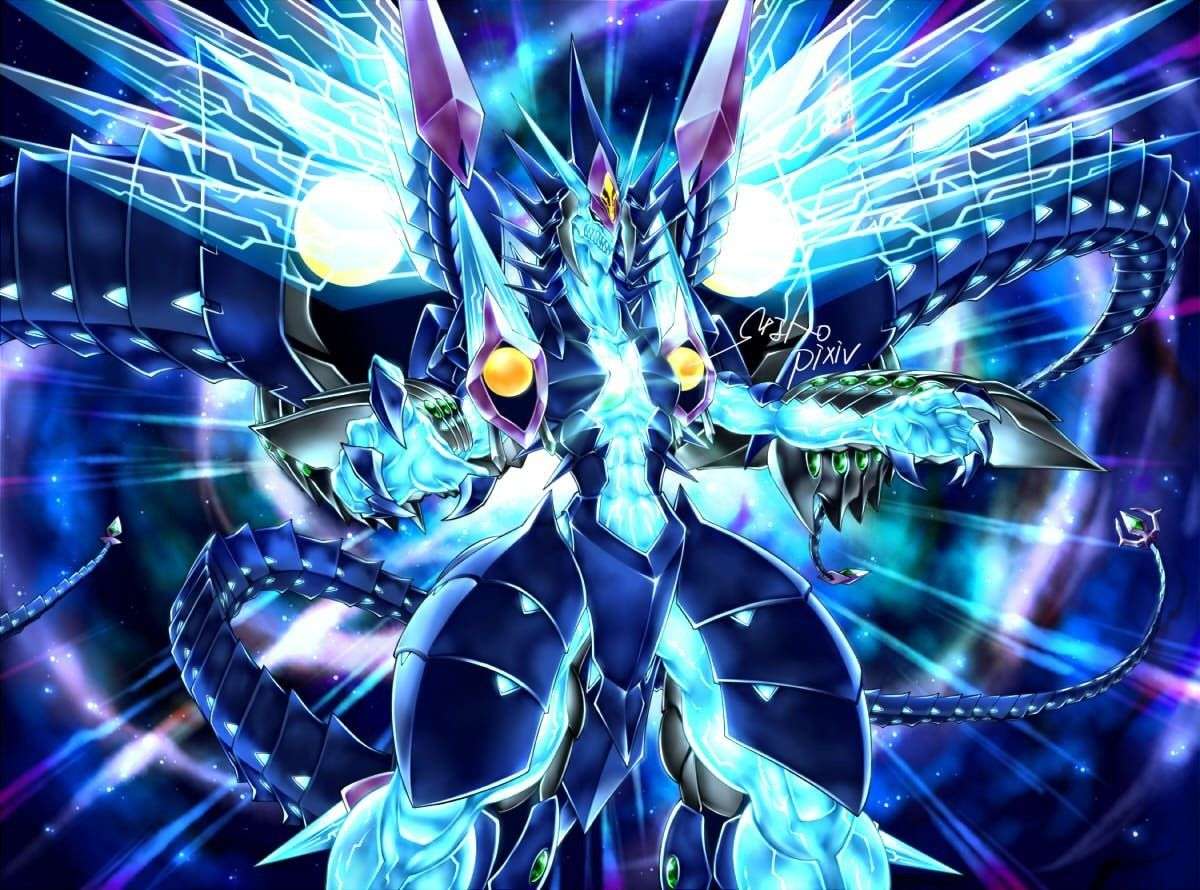 Number 62 Galaxy Eyes Prime Photon Dragon Galaxy Eyes Yugioh Monsters Anime Crossover