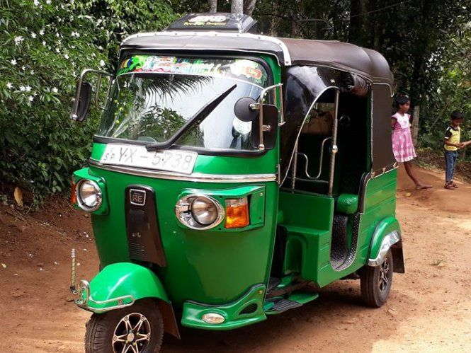 Three Wheeler Bajaj 4 Stork For Sale Sri Lanka ඔර ජ න ල