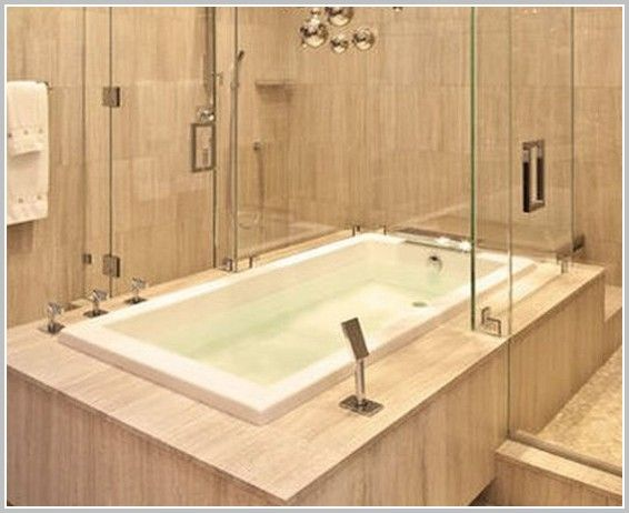 Merveilleux Jacuzzi Tub Shower Combo | Incredible Small Whirlpool Tub Shower | 437573 |  Home Design Ideas