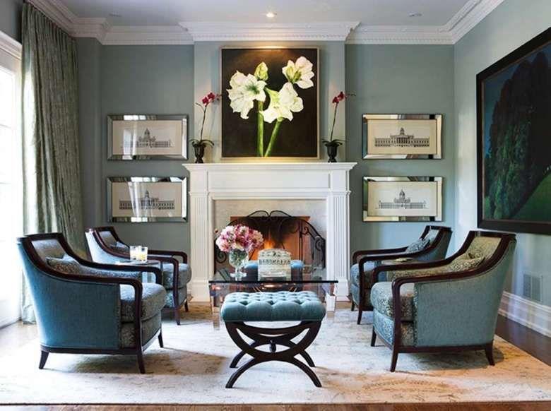 Come appendere i quadri in soggiorno   Idee per decorare ...