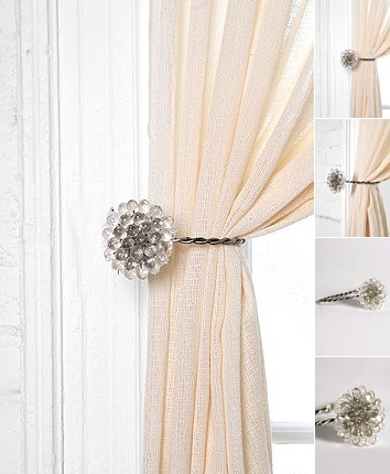 Curtains Ideas curtain hook tie backs : 1000+ images about tie backs on Pinterest