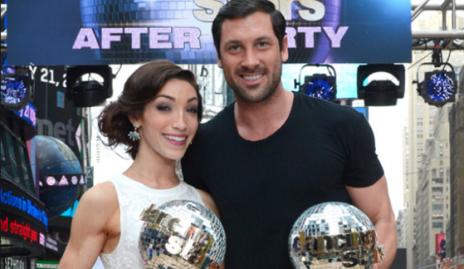 Meryl Davis, Maks Chmerkovskiy Dating? Maks Wants Meryl To Be His Last 'Summer Love'