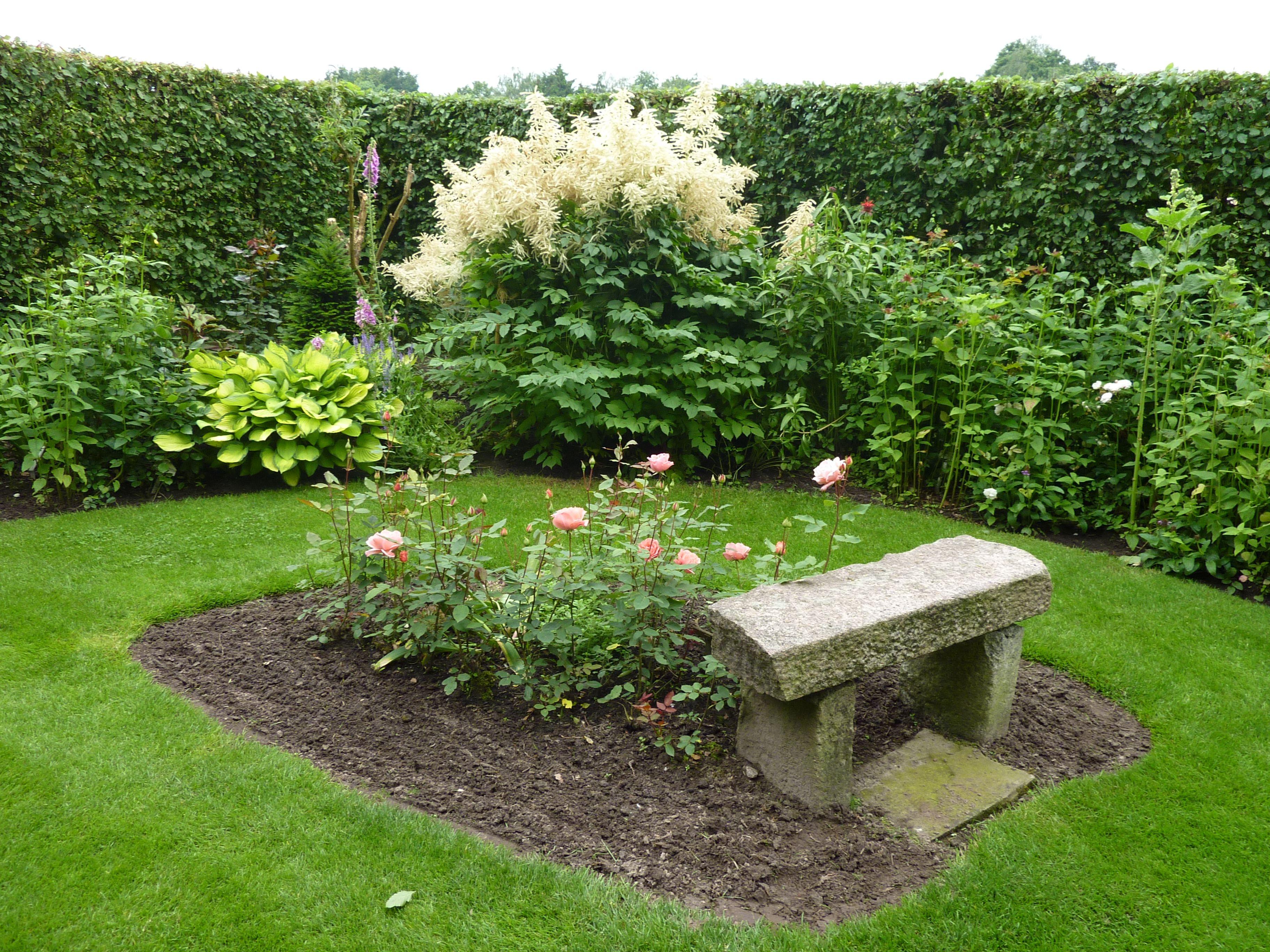Steinbank Rosen Gartenreise Holland Belgien Outdoor Decor Outdoor Decor
