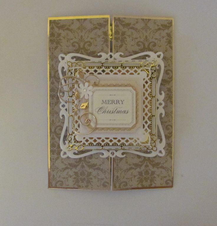 Christmas Card - Bi-Fold - 1 - Scrapbook.com