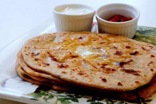 Aloo paratha breakfast from pakistan prosperous pakistan aloo paratha breakfast from pakistan forumfinder Choice Image
