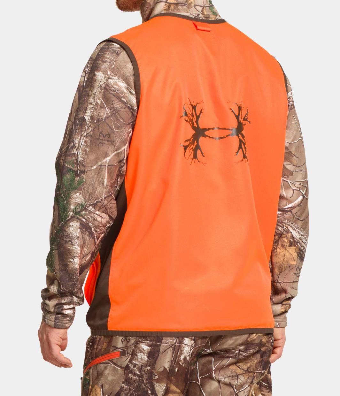 Men's UA Blaze Antler Logo Hunting Vest Under Armour US