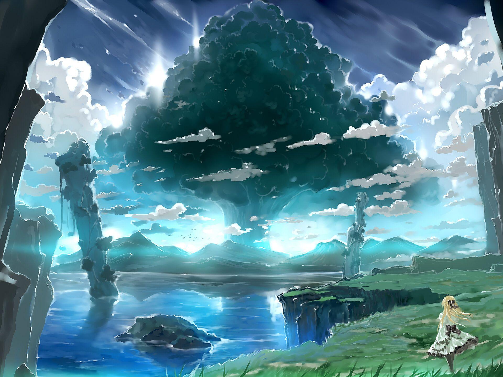 178665 bob_(biyonbiyon) clouds landscape