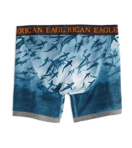 AE Photo Real Sharks Athletic Trunk - 2 for $20
