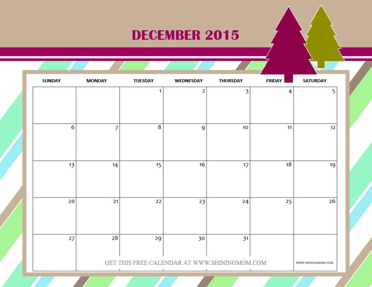 Blank december 2015 calendar blank calendar pinterest december blank december 2015 calendar saigontimesfo