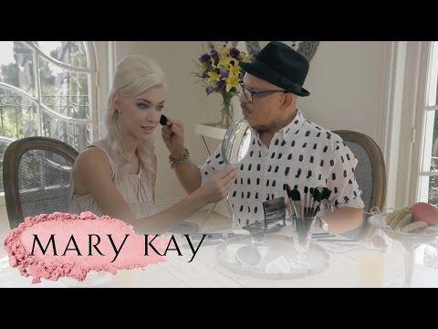 #Beautiful: Look audaz de noche | Mary Kay - YouTube Checa el tutorial con Luis Casco