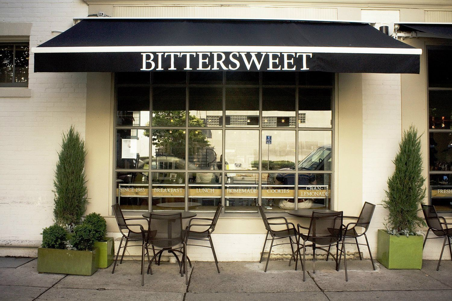 Cafe bittersweet in old town alexandria cafe coffee