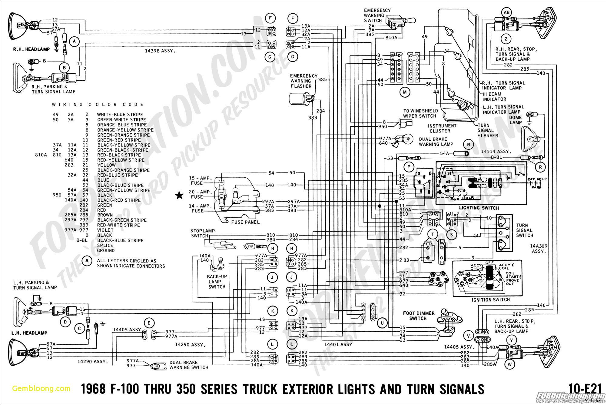 1965 Ford Truck Wiring Diagram Free Picture
