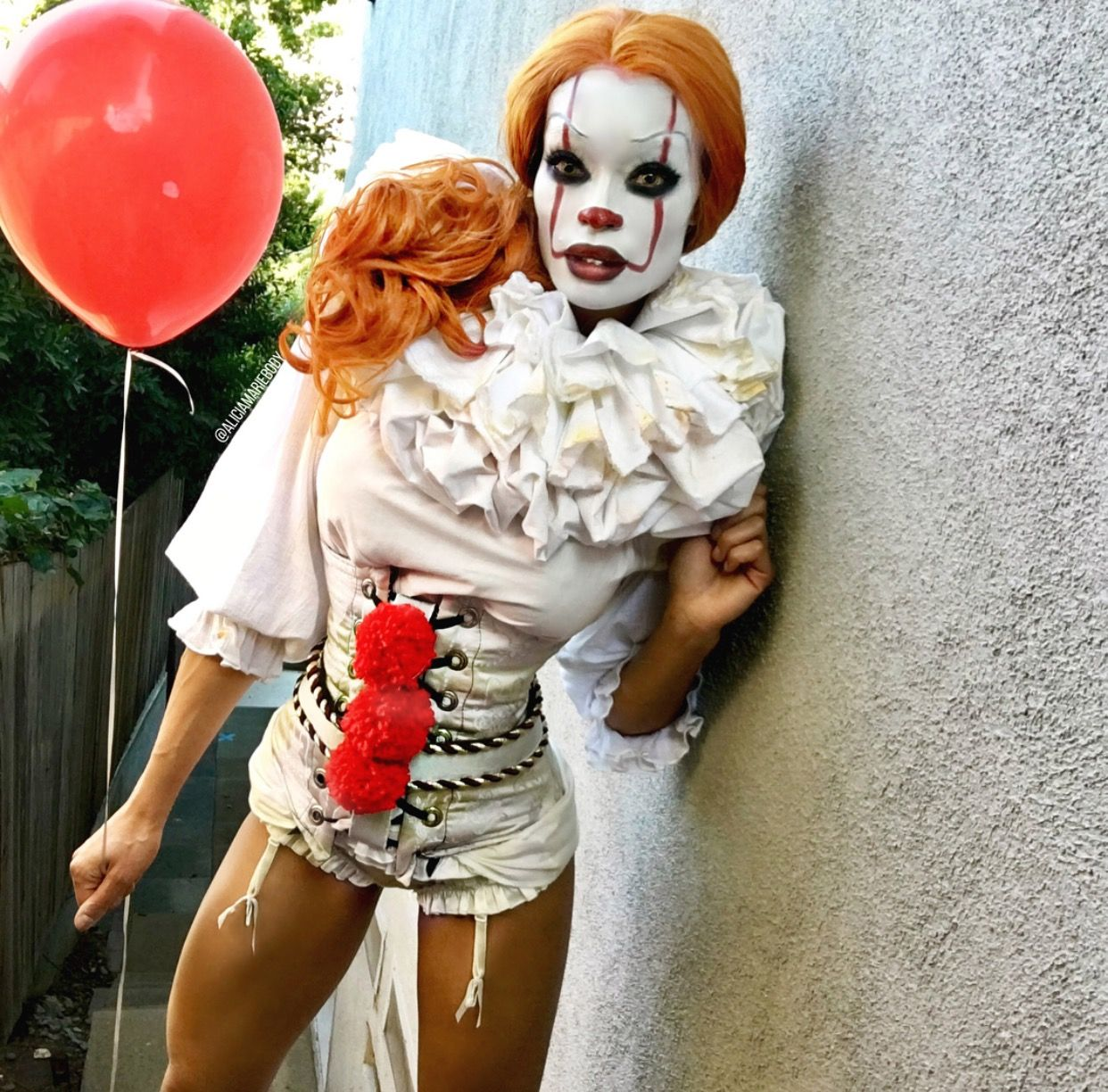 Costume Pennywise Worn By Aliciamariebody Check Out More Cosplay