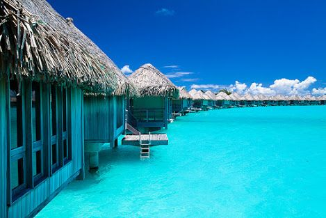 Did You Know That The Movie Couples Retreat Was Filmed Almost Entirely On Island Of BoraBora IslandsofTahiti
