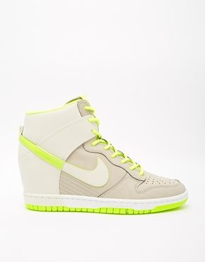 nike e sky hi beige scheda scarpe moda è una cosa mia