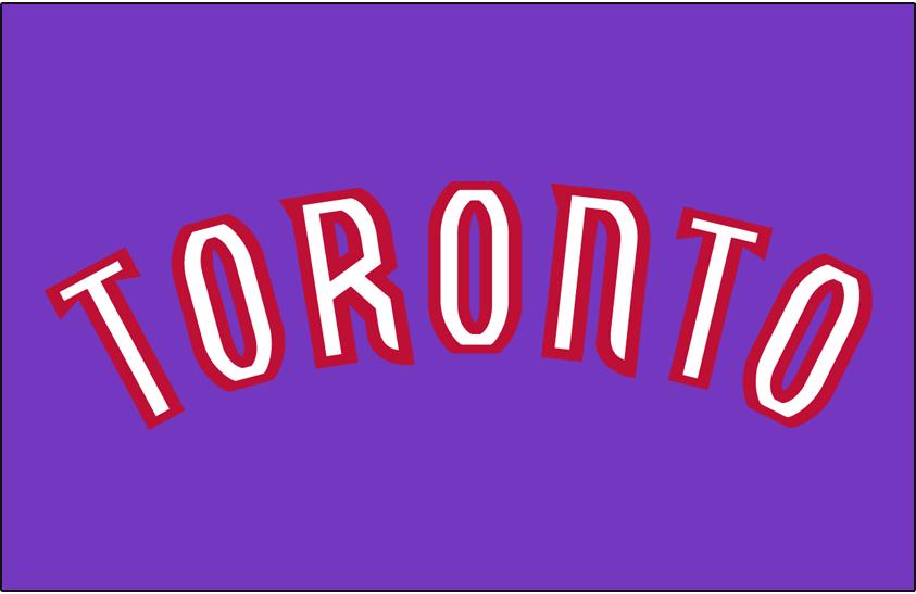 super popular a084e 5e637 Toronto Raptors Jersey Logo 2000-2003   Toronto Raptors All ...