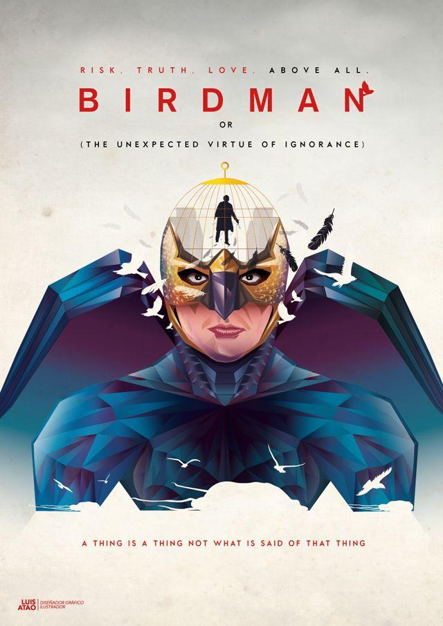 Les Plus Beaux Fan Arts De Birdman Avec Michael Keaton Birdman Fan Art Movie Art