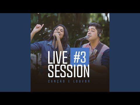 Não Temerei (Live) - YouTube | Musicas gospel para ouvir