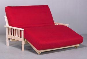 Savannah Lounger Bed Futon Package