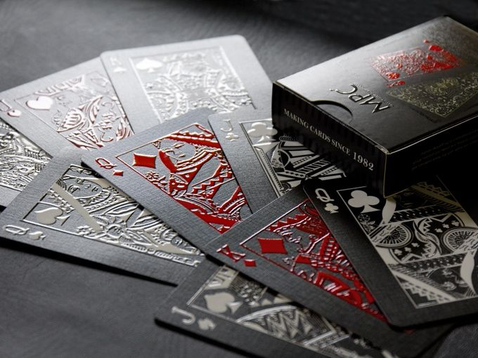 The Cardinal Ed Deck Playing Cards Cards Playing Cards Design