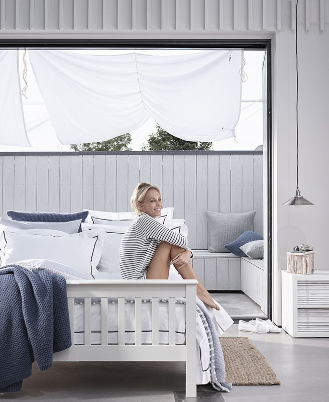 Chris Everard shoots SS17 collection for The White Company