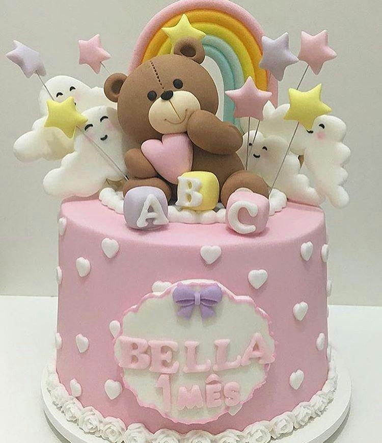 Imagen Relacionada Ositos Pinterest Cake Birthday Cake And