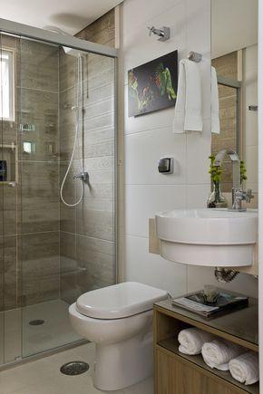 Pequeno Cheio De Estilo Banheiro Pequeno Revestimento Banheiro