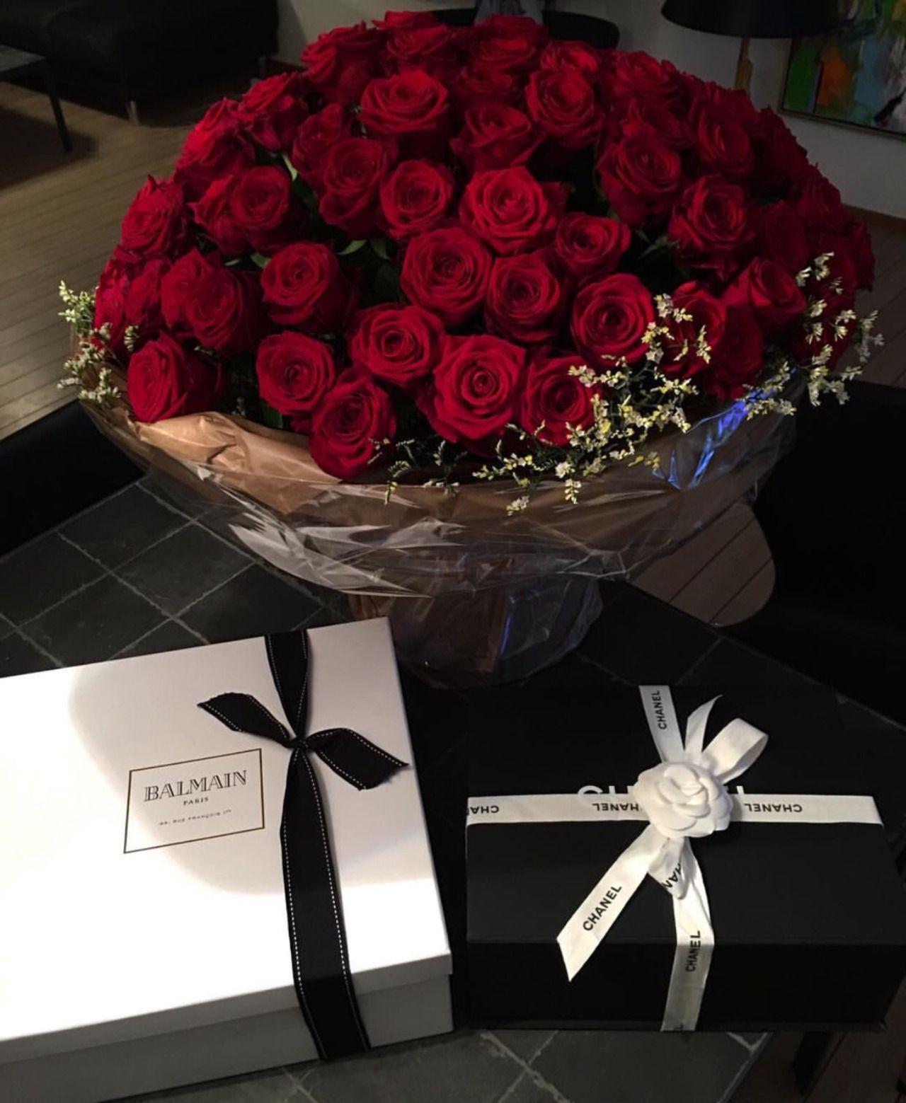 Pin by Oksana on Summer Luxury flowers, Flower box gift