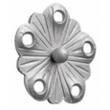 Best 4 1 8 Dia Aluminum Rosette Aluminum Handrail Wrought 400 x 300