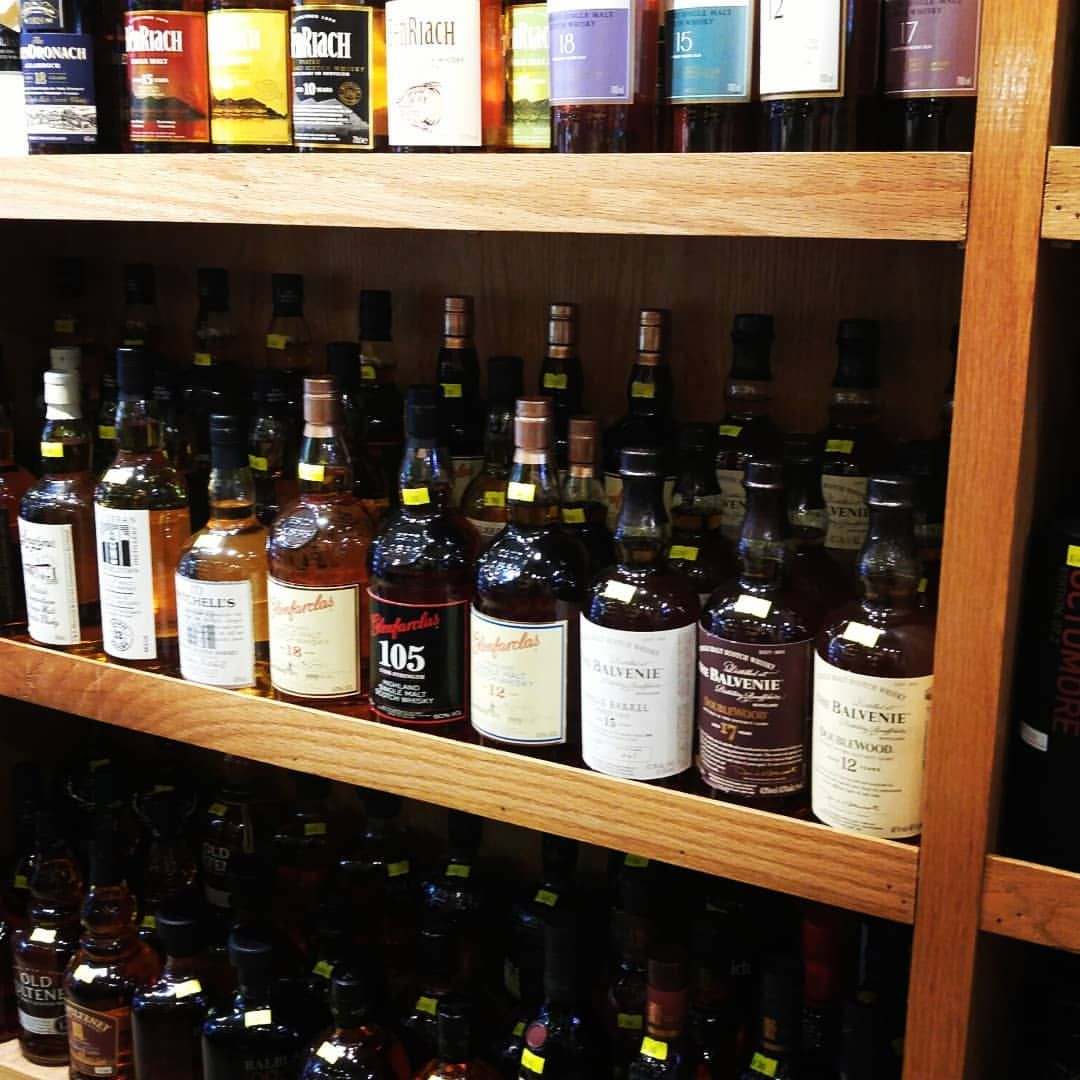 Letu0027s Do Some Shopping To Fill Up The Whisky Cabinet .. . . . #