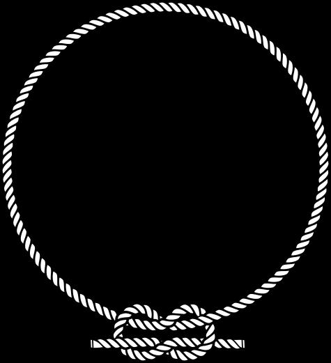Free Rope Vector Clipart Inkscape Tutorials Blog Logo Jewelry Handmade Logo Clip Art