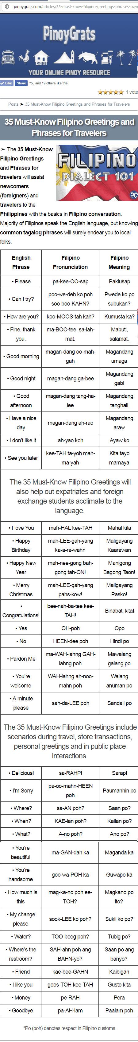 Httppinoygratsarticles35 must know filipino greetings httppinoygratsarticles35 must know m4hsunfo