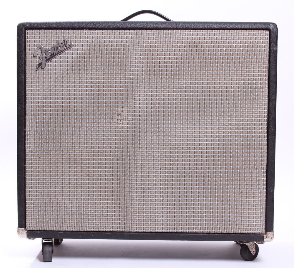 1970s Fender 2x12 Cabinet 150w via Yeahman's Vintage And Used ...